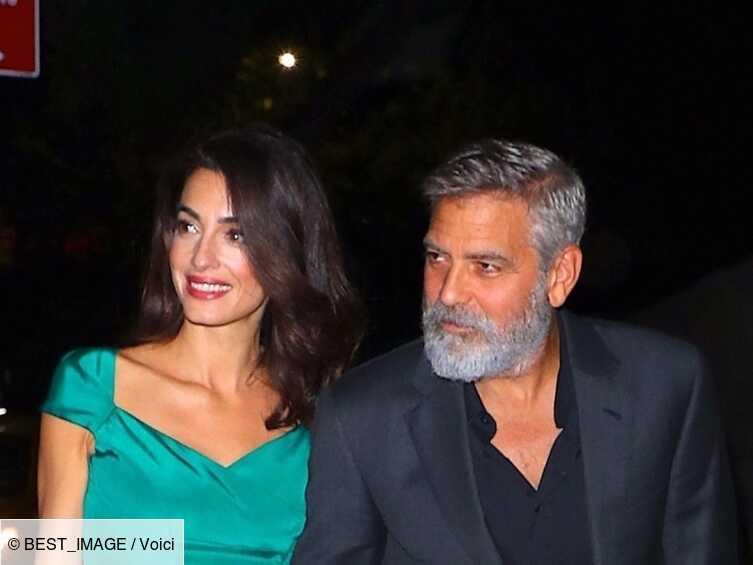 George et Amal Clooney : leur emménagement en Provence enchante les habitants