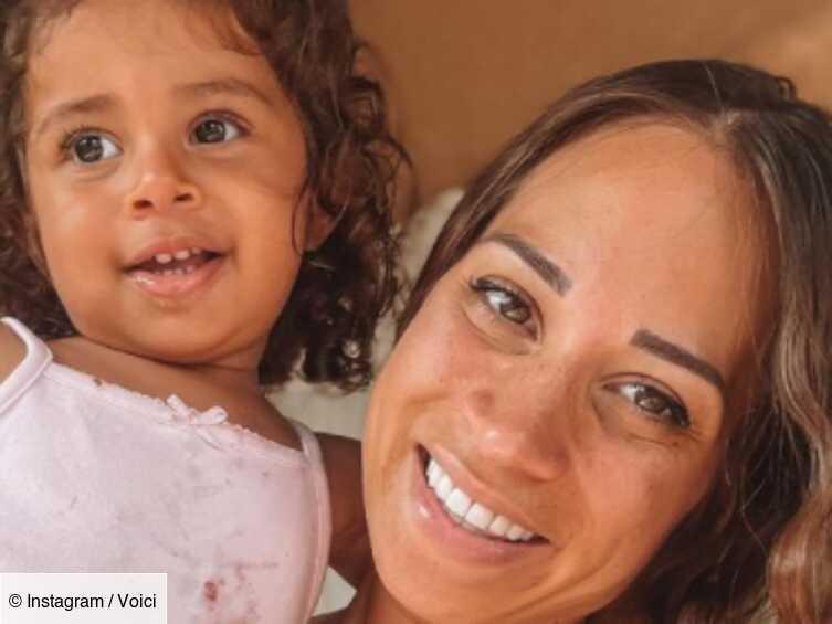 PHOTO Cécilia Siharaj très inquiète : sa fille Sway a dû être hospitalisée