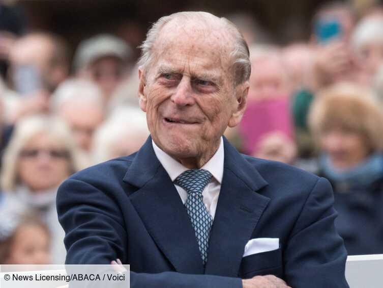 PHOTO Elizabeth II : cet affreux portrait du prince Philip qui l'a beaucoup touchée
