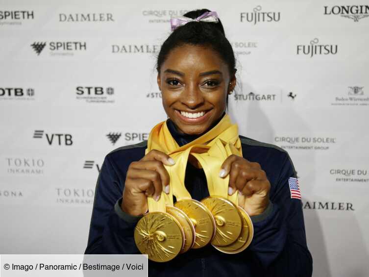 JO de Tokyo 2021 : la raison alarmante du forfait de la gymnaste américaine favorite, Simone Biles