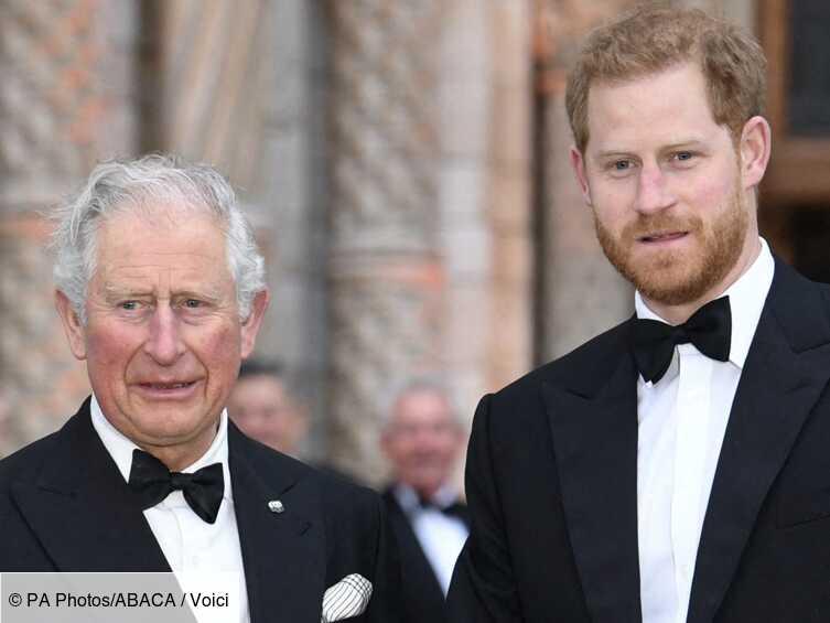 Prince Charles : cette sanction qu'il pourrait prendre contre son fils Harry