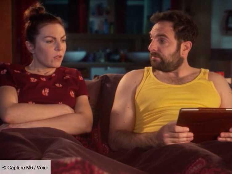 Scènes de ménages : Anne-Elisabeth Blateau (Emma) et David Mora (Fabien) sont-il en couple dans la vraie vie?