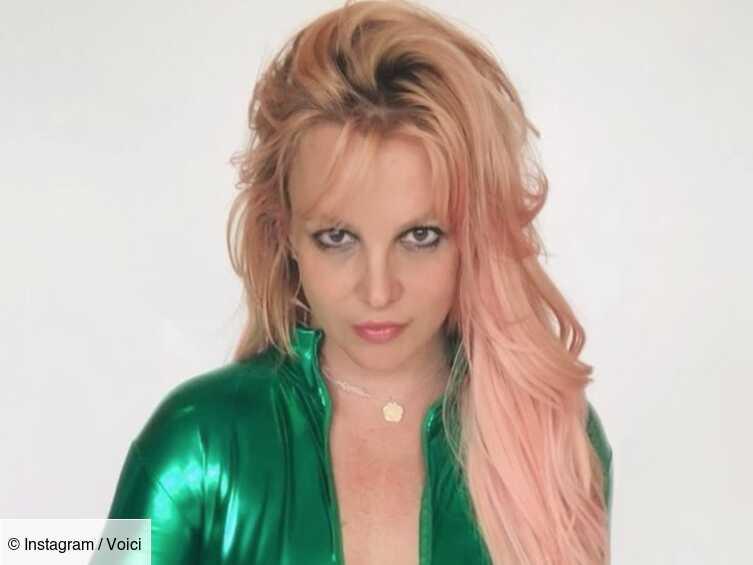 Britney Spears encore une fois topless : cette vidéo qui inquiète ses fans