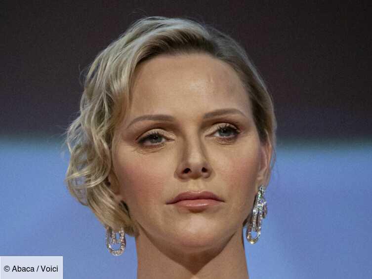 PHOTO Charlène de Monaco apparaît en vidéo : le visage de la princesse est méconnaissable