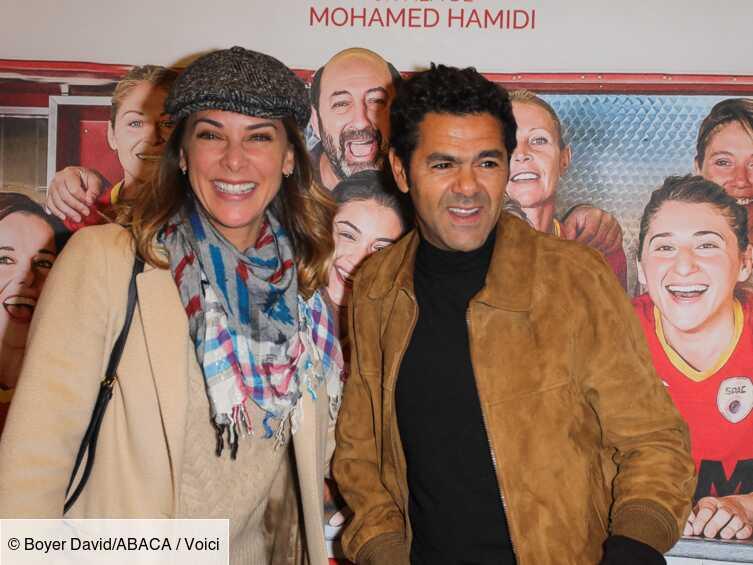 PHOTO Mélissa Theuriau et Jamel Debbouze : le couple complice et amoureux sur un tendre cliché de vacances