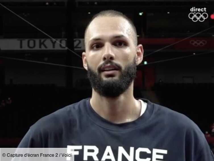 VIDEO JO de Tokyo 2021 : ce scud envoyé par Evan Fournier à France Télévisions