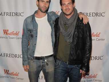 PHOTOS Adam Levine, Justin Theroux, Chris Evans… Ils sont sexy, leurs frères aussi !