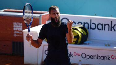 Le tennisman normal