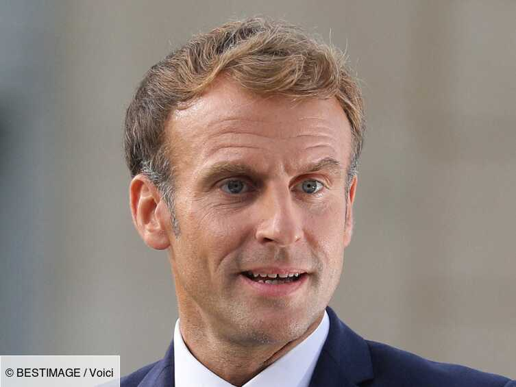 Emmanuel Macron à Marseille : sa couleur de cheveux raillée par les internautes