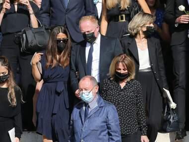 PHOTOS Obsèques de Florence Rogers-Pinault : Brigitte Macron, Claire Chazal, François Hollande et Julie Gayet réunis