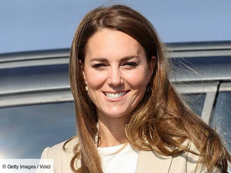 Kate Middleton : elle adopte le pantalon large extra long… et c'est canon
