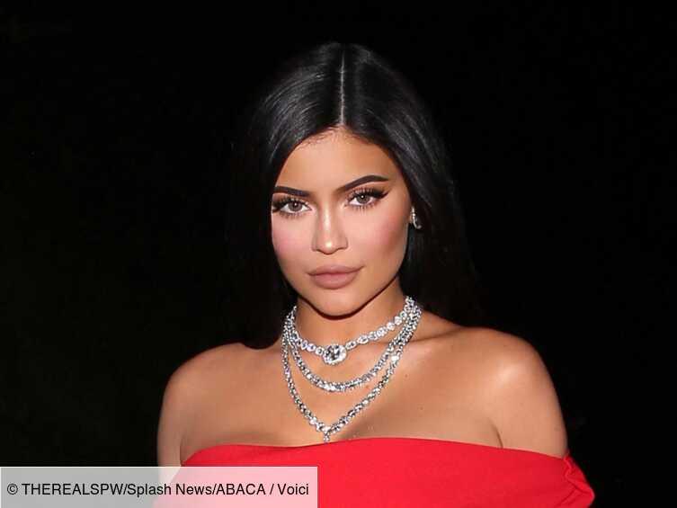 PHOTO Kylie Jenner a-t-elle dévoilé le sexe de son futur bébé? Les internautes en sont persuadés!