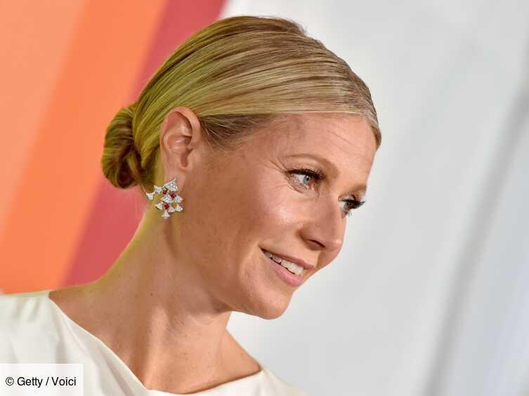 Cheveux : Gwyneth Paltrow lance sa première huile capillaire!