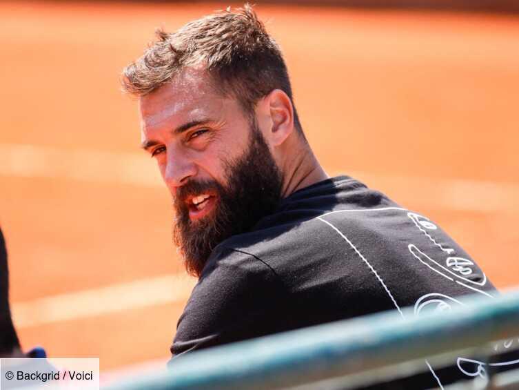 PHOTO Benoit Paire : le tennisman dévoile un tout nouveau look capillaire, assez étonnant!