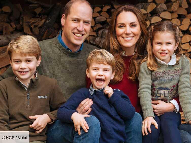 Kate et William : leur réunion de famille trop mignonne avec George, Charlotte et Louis