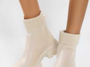 Chunky boots, baskets, bottes... 15 paires de chaussures qui résistent à la pluie