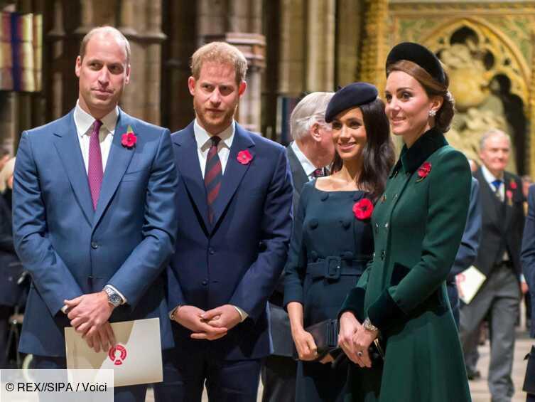 Kate Middleton : ce qu'elle pourrait faire pour réconcilier enfin William et Harry