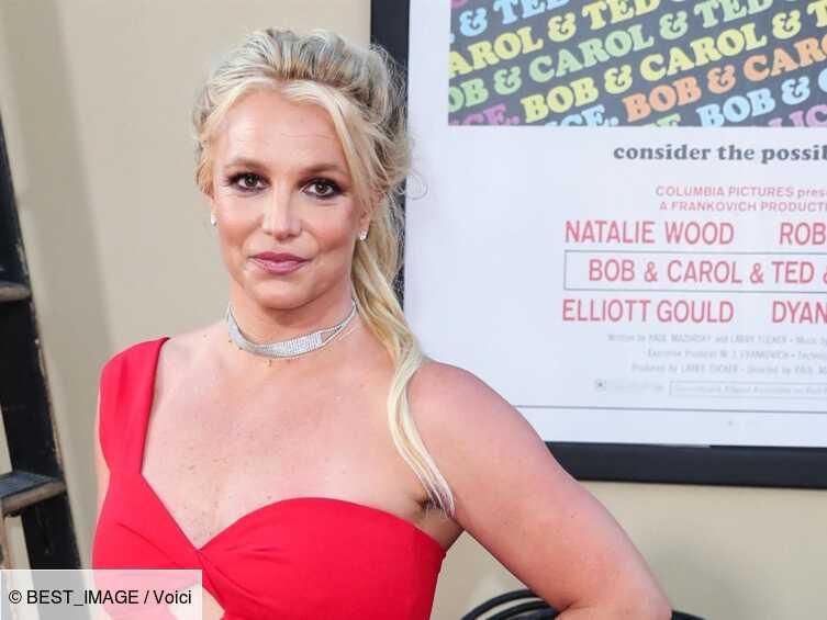 PHOTO Britney Spears « libérée » : elle se confie sur ses peurs