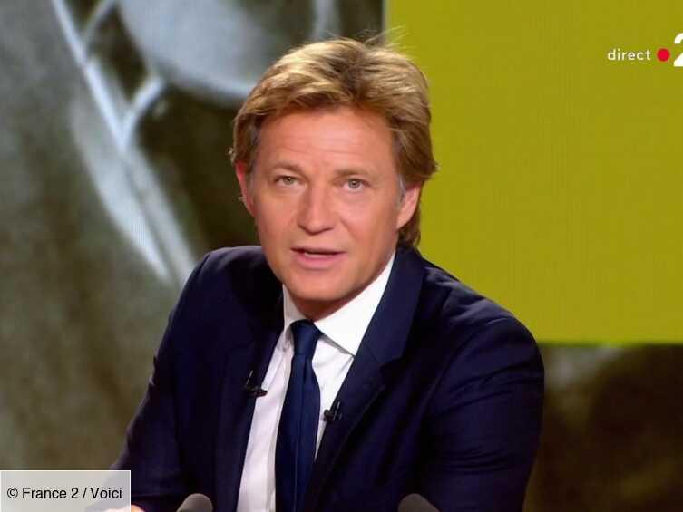 VIDEO « Regardez Gilbert » : l'énorme bourde de Laurent Delahousse face à Gilbert Montagné dans 20h30 le di...