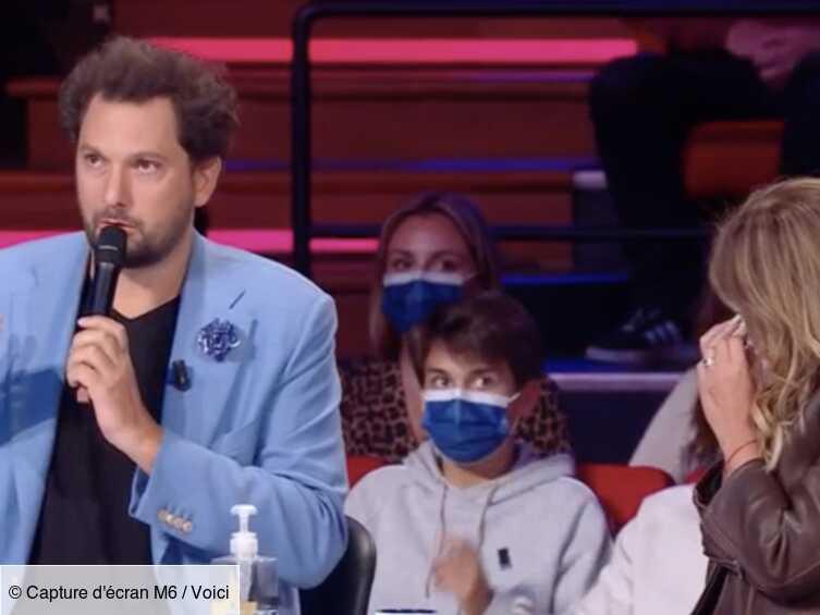 VIDEO La France a un incroyable talent : Eric Antoine et Hélène Ségara fondent en larmes devant un candidat