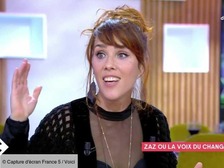 """VIDEO Zaz positive à la Covid-19 : pourquoi la chanteuse a eu """"un peu peur"""""""