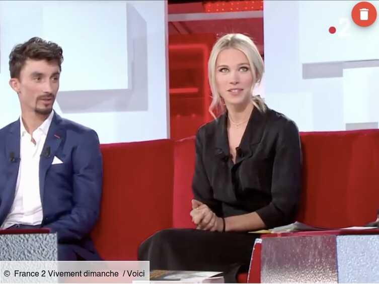 VIDEO Vivement dimanche : Marion Rousse et Julian Alaphilippe révèlent les dessous de leur rencontre