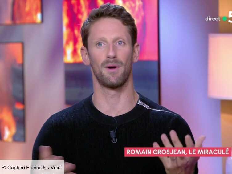 VIDEO « Je n'ai pas eu beaucoup de nouvelles » : Romain Grosjean tacle les pilotes de Formule 1, absents ap...
