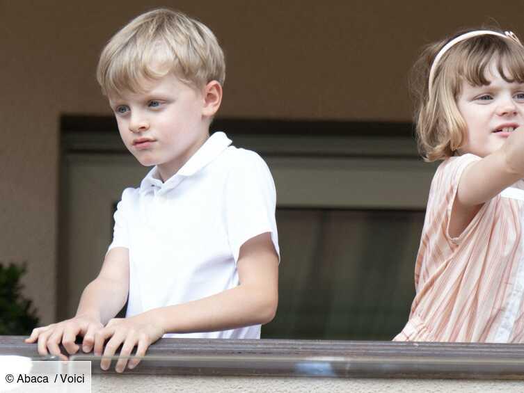 Jacques et Gabriella : les petits princes monégasques ne vont plus à l'école!