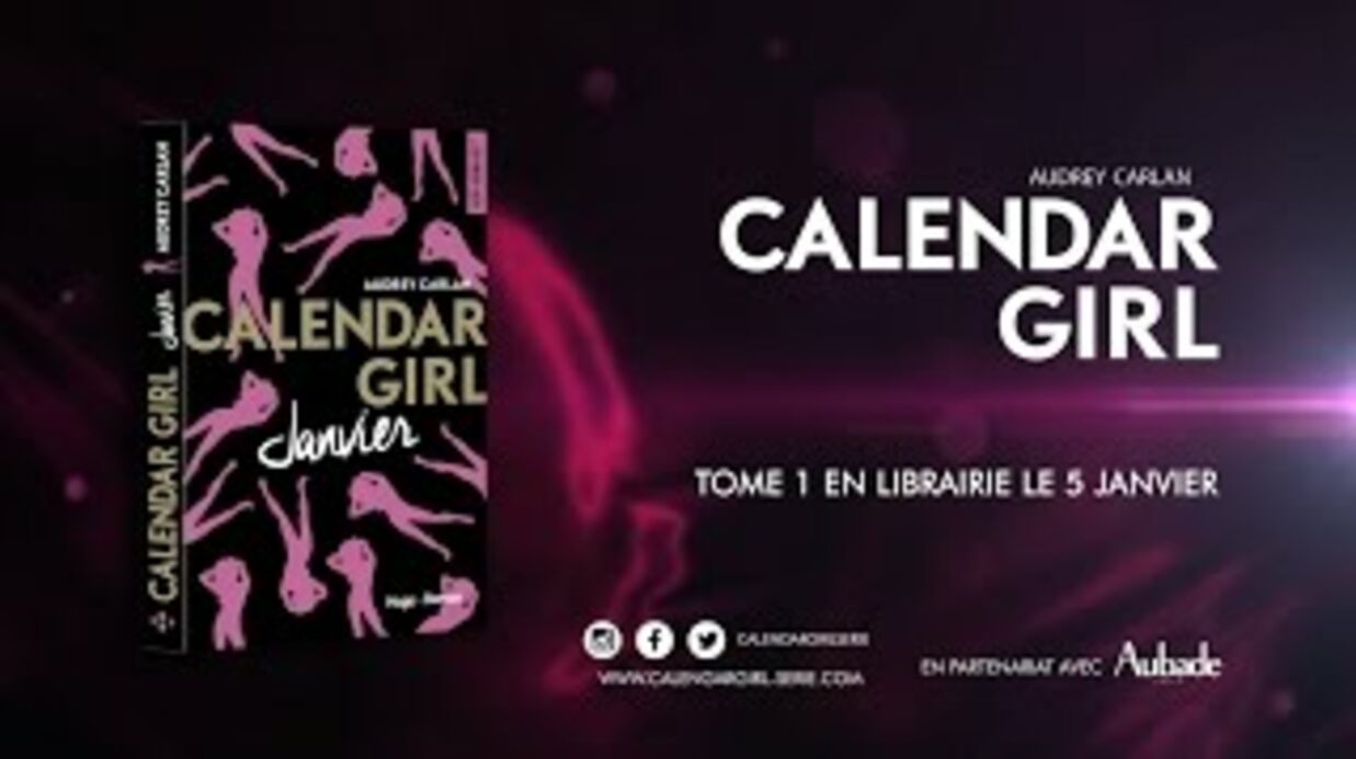 VIDEO Le trai­ler de Calen­dar Girl, Janvier