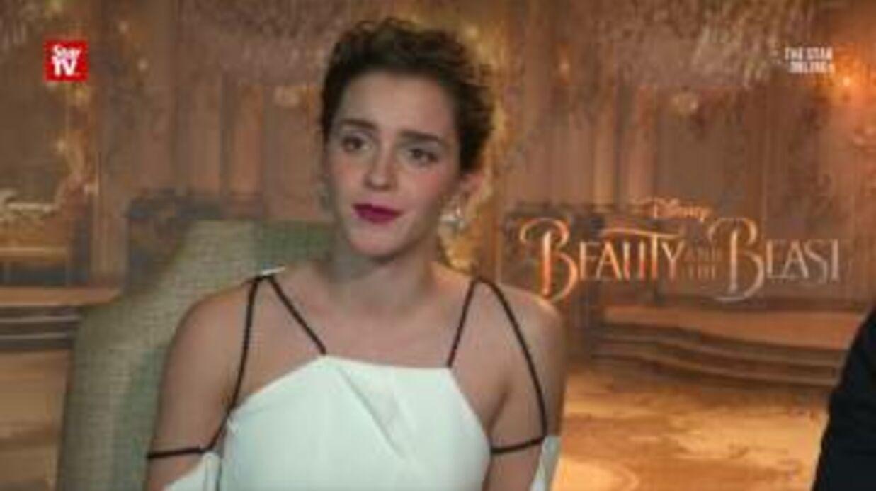 Emma Watson répond à la polémique après avoir posé topless dans Vanity Fair