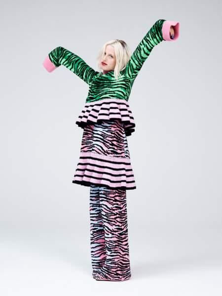 Kenzo x H&M : pull, 79,99€