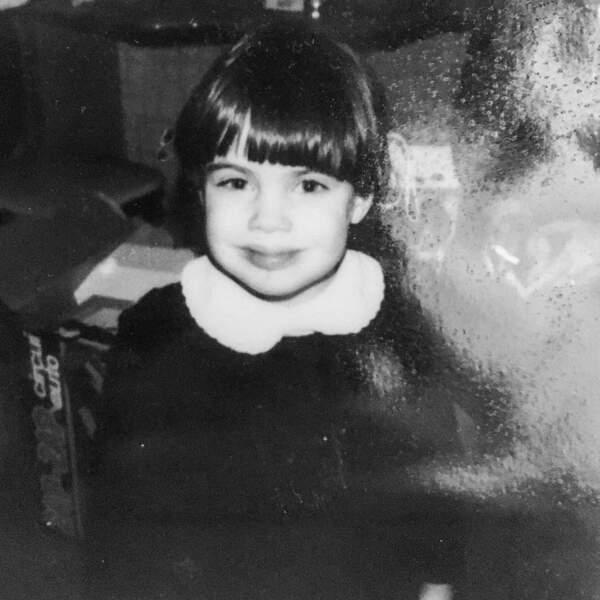 Les stars enfants : Alessandra Sublet