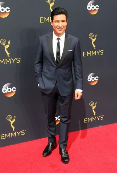 Emmy Awards 2016 : Mario Lopez (Sauvés par le gong)