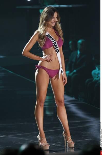 Miss Australie, Monika Radulovic