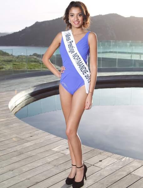 Marjorie STEINER, Miss Prestige Normandie