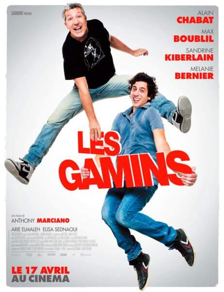 L'affiche du film Les Gamins