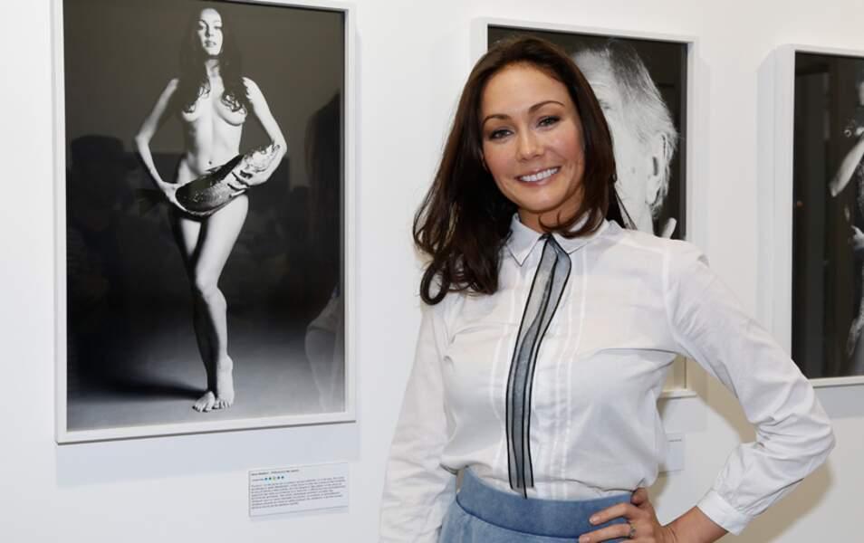 L'actrice australienne Anna Skellern