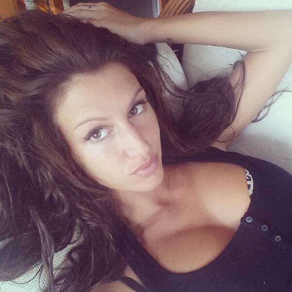 Rafaella Szabo, la fiancée d'Axel Witsel (Belgique)