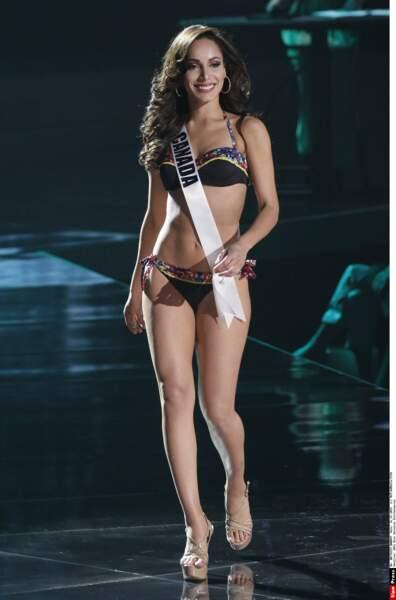 Miss Canada, Paola Nunez
