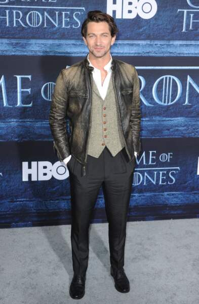Michiel Huisman (Daario Naharis de Game of Thrones)