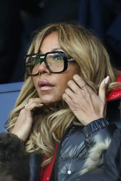 PSG - Guingamp (9-0) le 19 janvier 2019 : Cathy Guetta