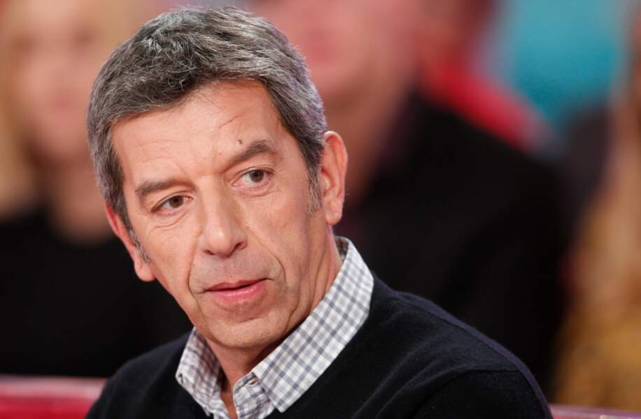 Après avoir été nommé animateur préféré des Français, Michel Cymes fait son entrée à la 9 place