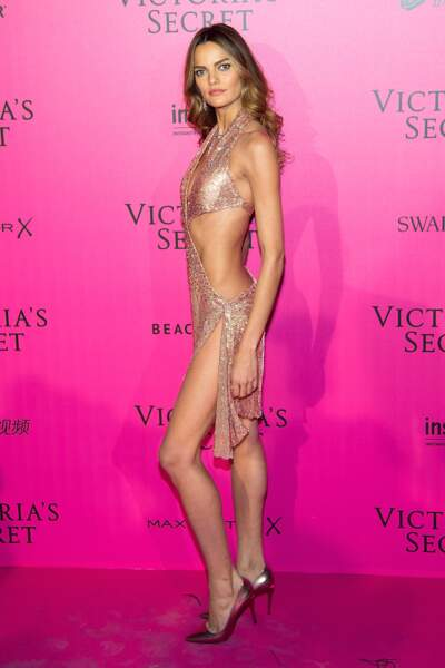 Défilé Victoria's Secret : Barbara Fialho