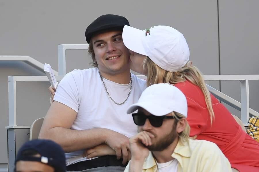 Les amoureux de Roland-Garros