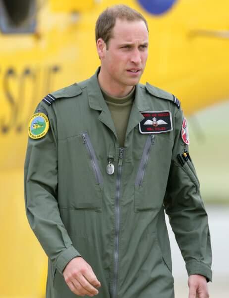 Quelques mois plus tard, William annoncent qu'il quitte l'armée pour se consacrer à sa famille