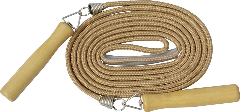 Box remise en forme Laury Thilleman et Go Sport : une corde à sauter en bois et coton Athlitech