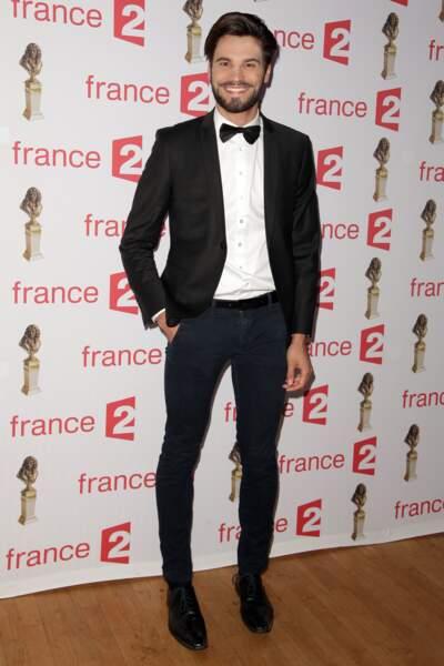 Sexy, Aurélien Giorgino, le Mister France 2015