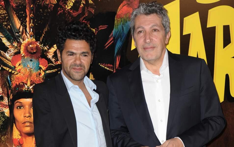 5-6 - Alain Chabat et Jamel Debbouze : 5 224 663 entrées