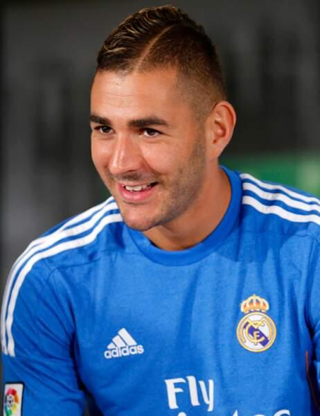 Karim Benzema est...