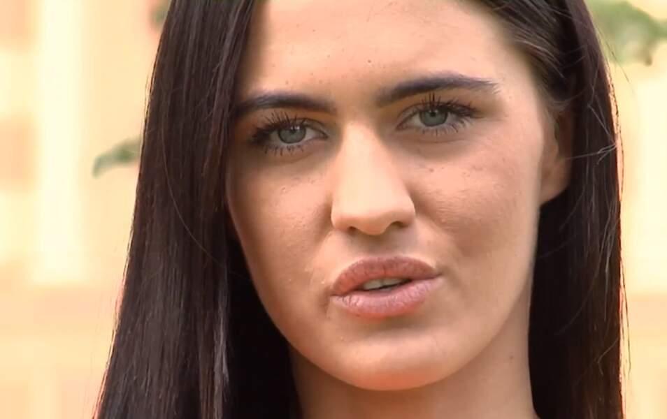 Miss Bosnie Herzégovine Sanda Gutic, 19 ans, 1m77